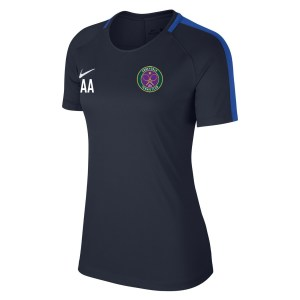 Nike Womens Academy 18 Short Sleeve Top