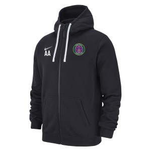 Nike Team Club 19 Full Zip Hoodie