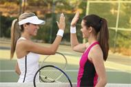 Free Group Tennis Coaching Sessions