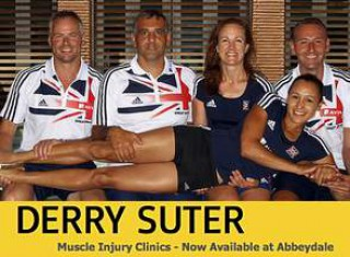 Derry Suter - Muscle Injury Clinics