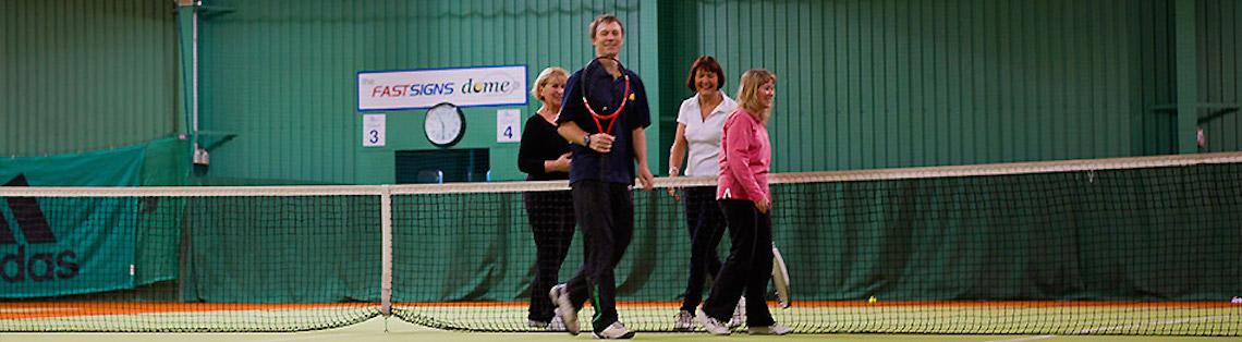 Free indoor courts