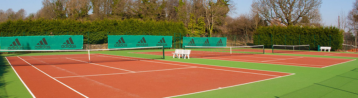 Free outdoor courts